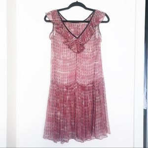 RED Valentino sailor dress ❤️ sz 4
